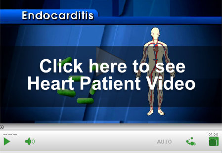Heart Patient Video